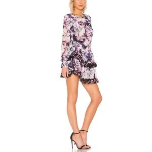 Misa Los Angeles Camil Floral Mini